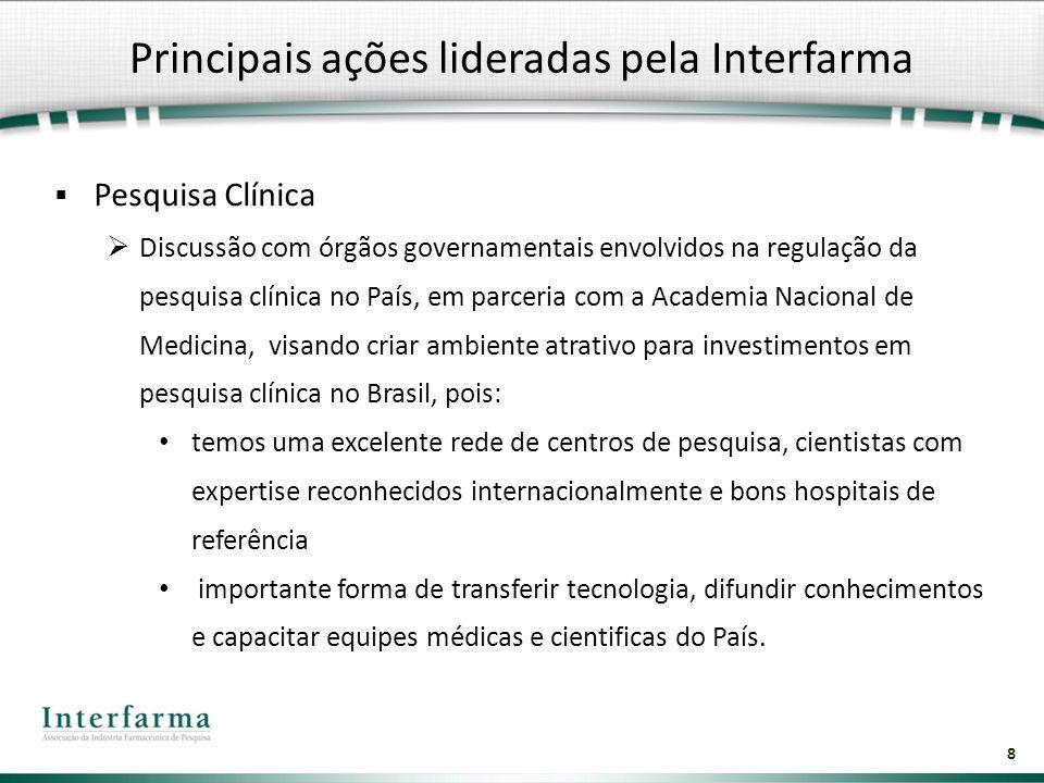 9 Campanha pelo Uso Racional de Medicamentos: Parceria desenvolvida com a Anvisa e o CRF-SP, que visa conscientizar a população em geral com relação a importância do uso racional de medicamentos