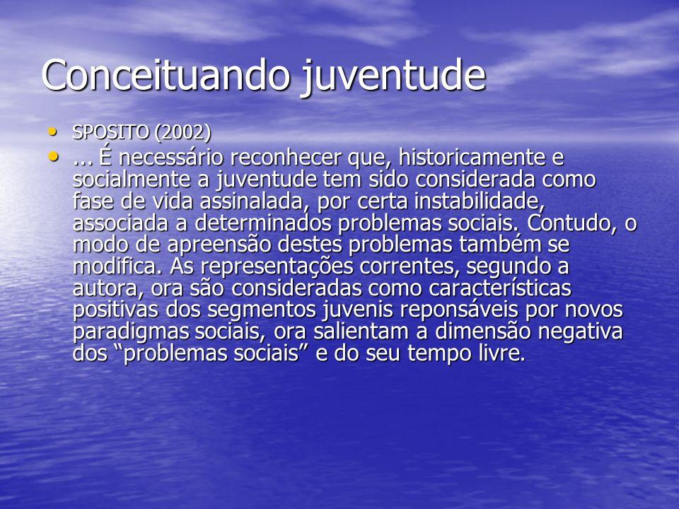 Conceituando..DURAND (2000)...