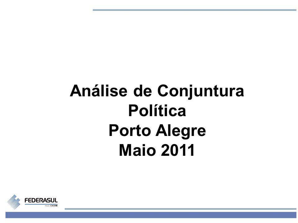 2 Cenários eleitorais – Methodus março 2011 Cenário 1 Manuela25% Ana Amélia 21% Fortunati17% Raul Pont14% Onyx06% Marchezan02% Outros03% Branco/Nulo/Indeciso12%