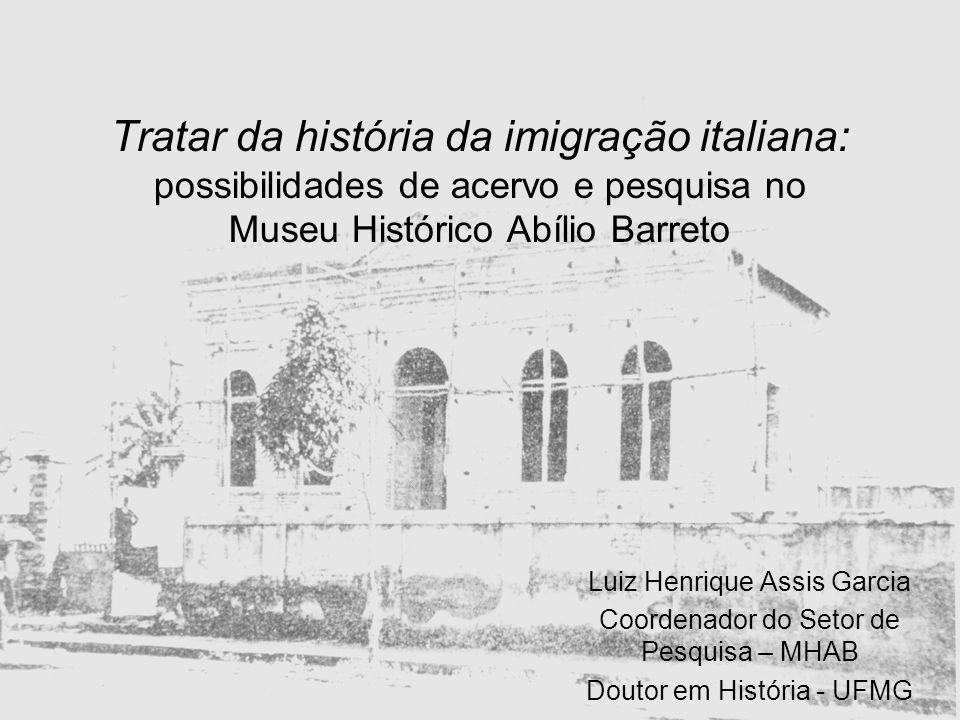 As três dimensões essenciais e interligadas do trabalho em museus: Sede do MHAB.