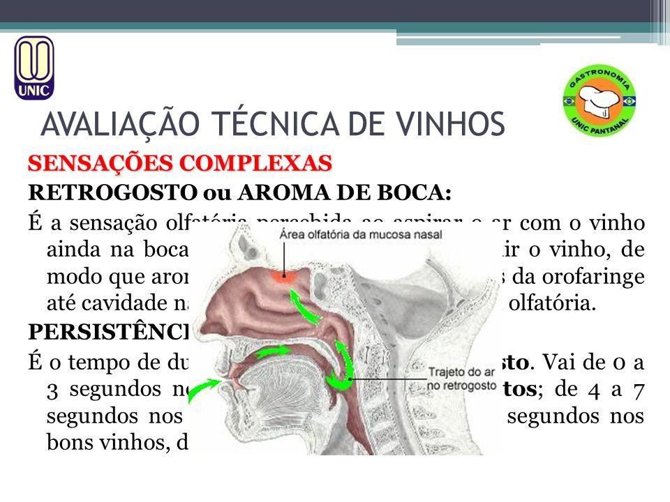 AVALIAÇÃO TÉCNICA DE ALIMENTOS ANÁLISE TÉCNICA DE ALIMENTOS