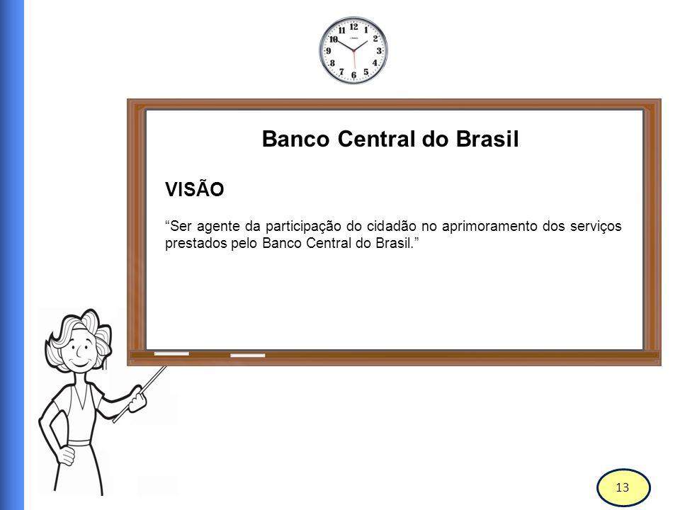 14 Banco Central do Brasil É de competência exclusiva do Banco Central do Brasil: