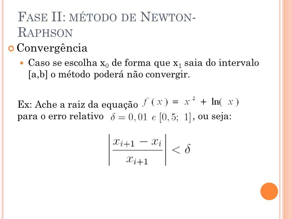 Se Então x 0 =0,5