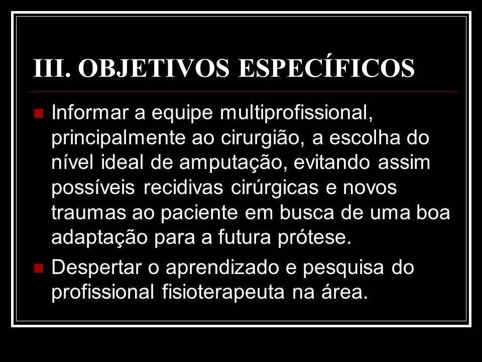 IV.MATERIAIS E MÉTODOS Ficha avaliativa: composta de freqüência, avaliação e evolução.