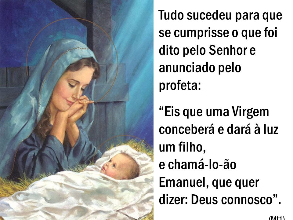 «… Todo aquele que ama, nasceu de Deus e conhece-O.