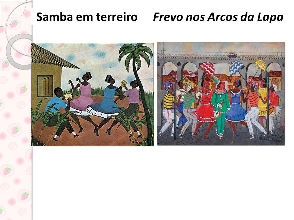 Samba em terreiro Frevo nos Arcos da Lapa