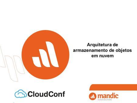 O armazenamento de dados em nuvem
