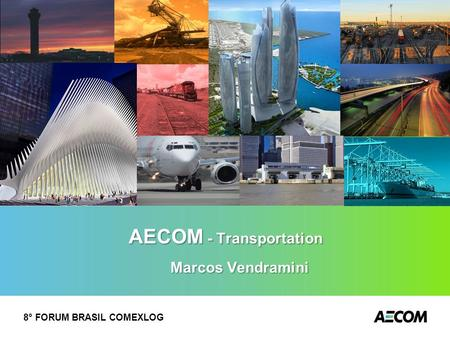 AECOM - Transportation