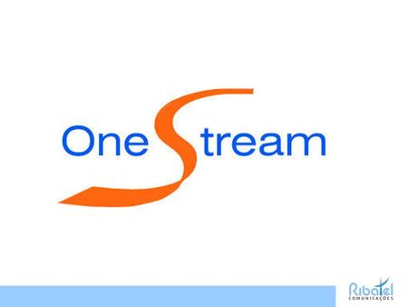 O OneStream é um interface VoIP/GSM que disponibiliza: