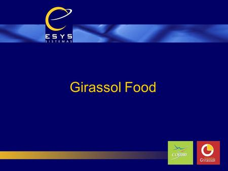 Girassol Food.