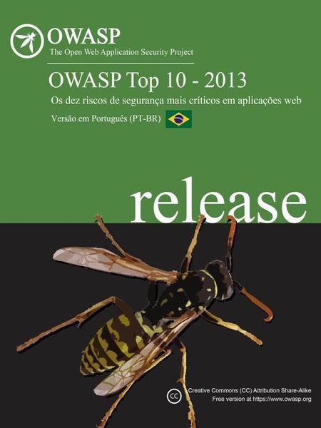 Owasp Internet Of Things Project: Apresentação De Ferramentas Livres Para Diversas Fases De