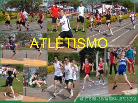 ATLETISMO.