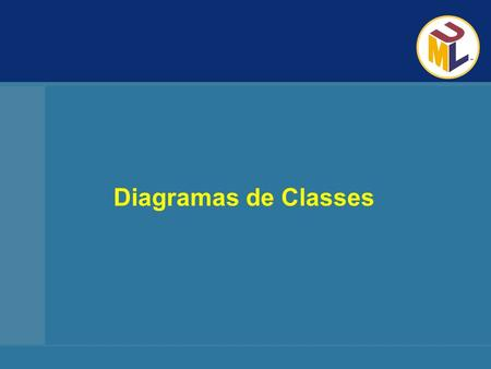 Diagramas de Classes.