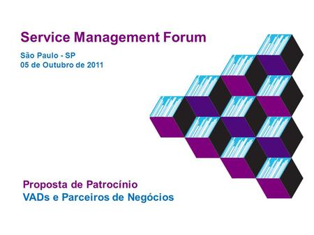 Service Management Forum