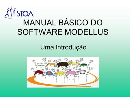 MANUAL BÁSICO DO SOFTWARE MODELLUS