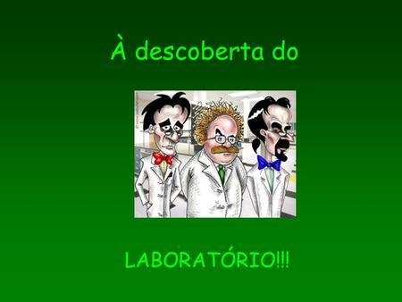 Vidrarias basicas de laboratorio de quimica