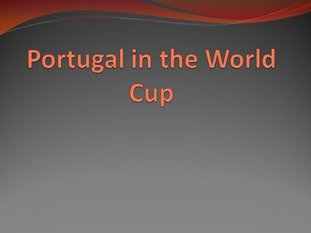 Portugal's World Cup 2014 Portugal have a very hard world cup group with Germany Ghana and USA. Ronaldo, Nani and Joao Moutinho are some of Portugal's.