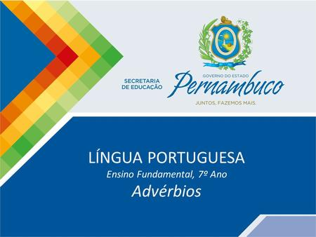 Ensino Fundamental, 7º Ano