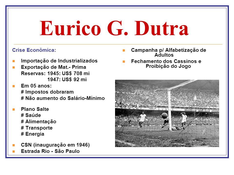 Getúlio Vargas (31/01/1951-24/08/1954)