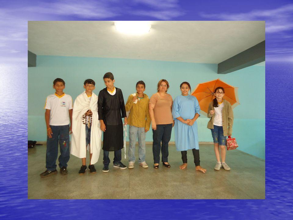 Atividade realizada com os alunos do 8º ano. Turma:413C Professora: Rosângela