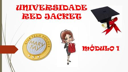 UNIVERSIDADE RED JACKET