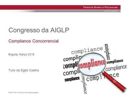 Compliance Concorrencial