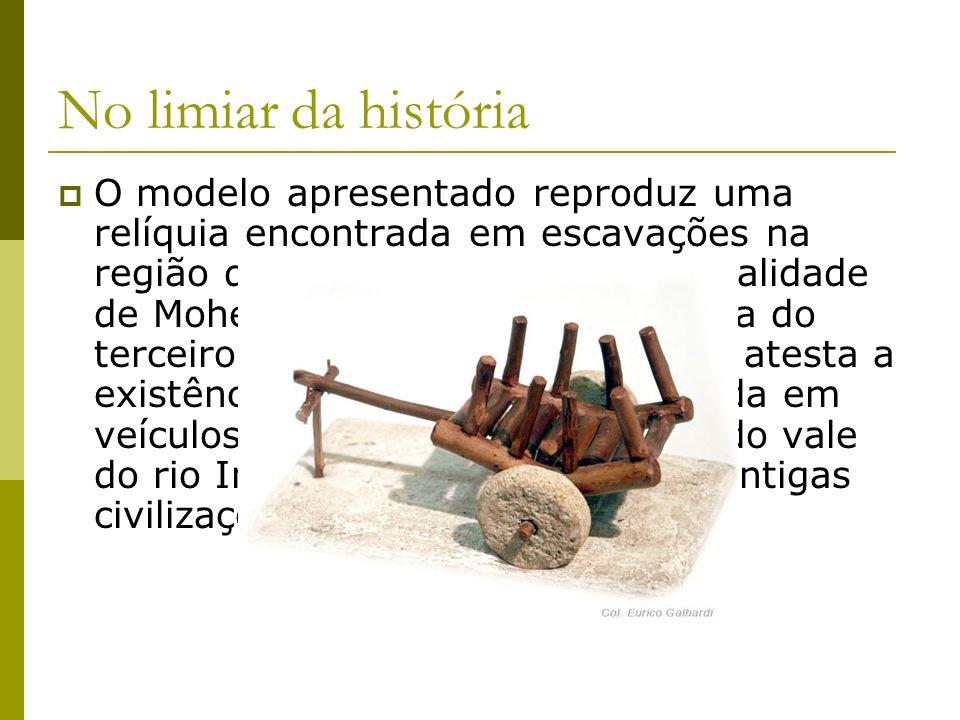 Suméria A invenção da roda foi de grande valia em lugares em que o terreno favorecia sua utilização: planícies, cobertas por plantas rasteiras.