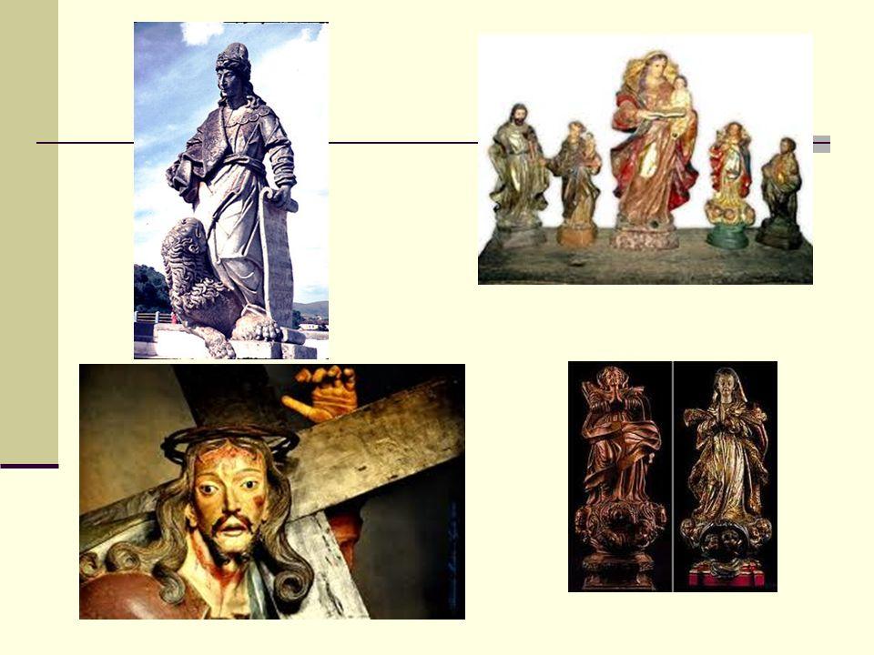 CARACTERISTICAS O equilíbrio entre a razão e a emoção, da escultura renascentista, desapareceu, que escolheu a dramaticidade das expressões e o dinamismo dos movimentos..