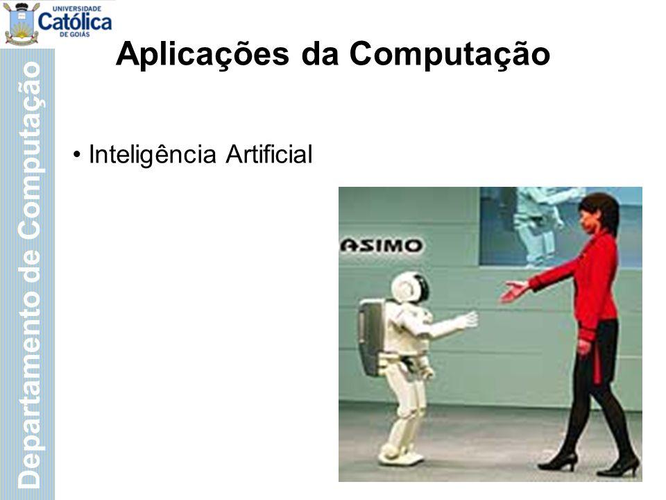 Departamento de Computação Aplicações da Computação Telemetria