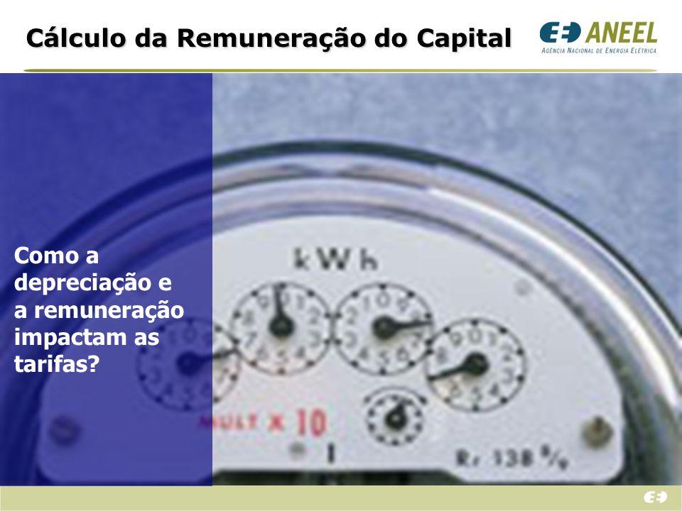 Cálculo da Remuneração do Capital O que é.