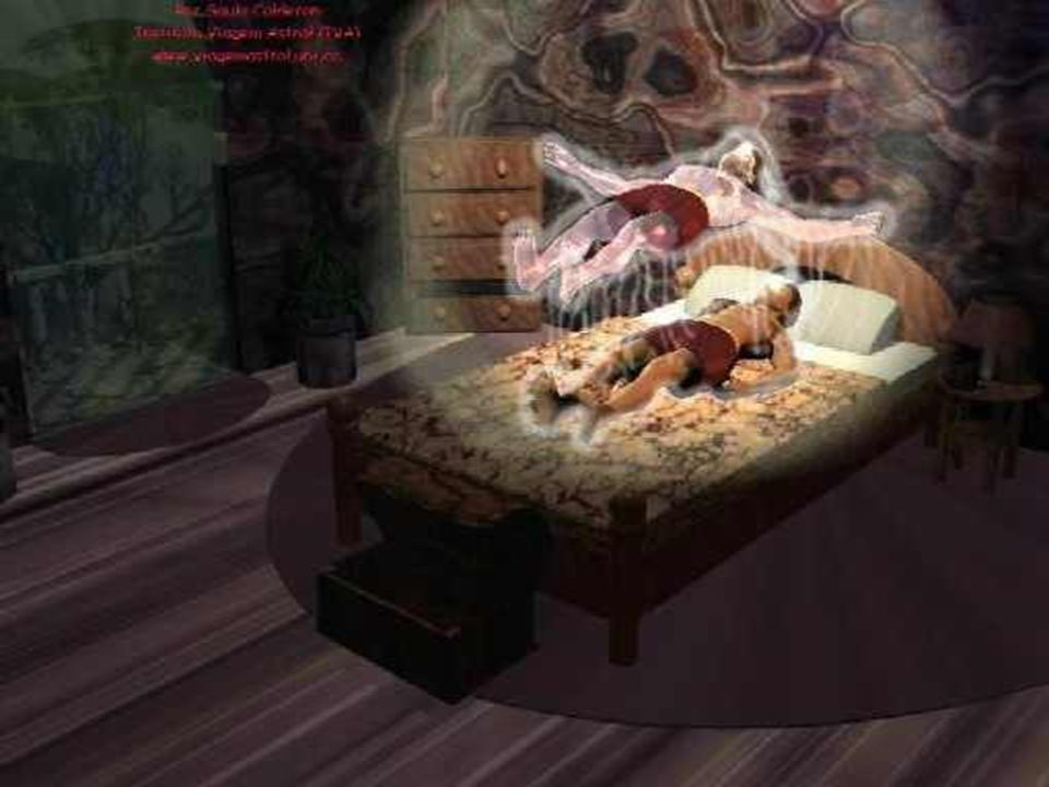 PSICOSSOMA O psicossoma coincide com o corpo físico durante as horas em que a consciência está totalmente desperta.