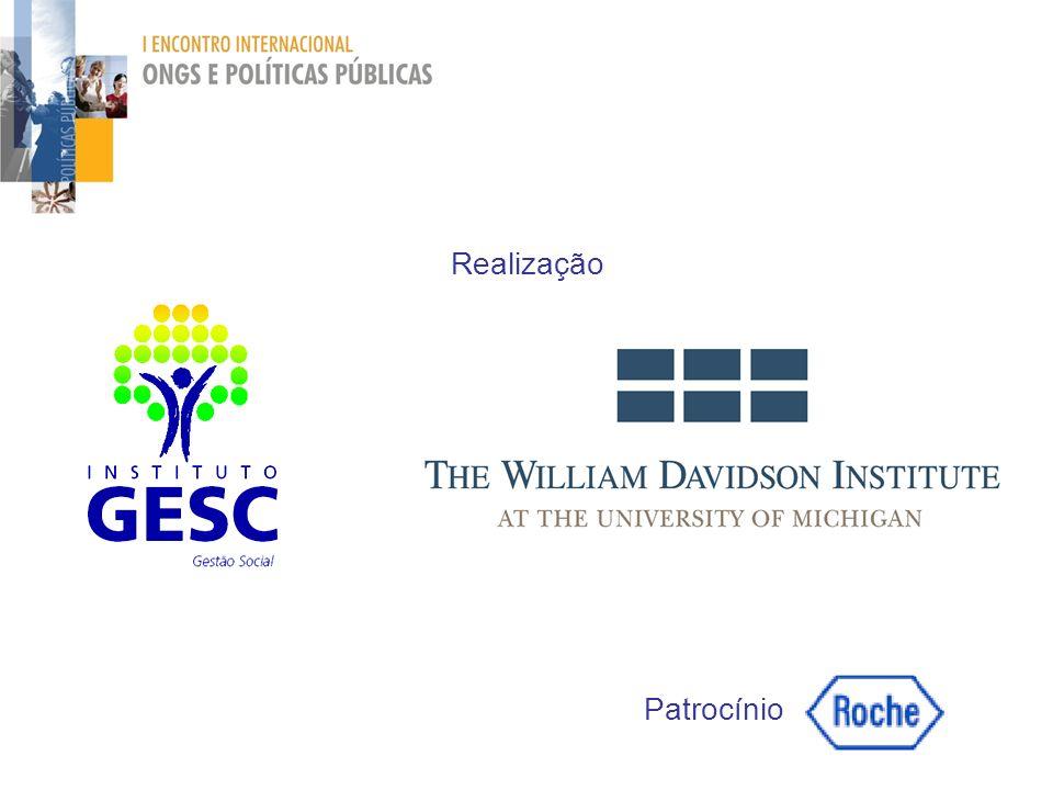 Tendências emergentes globais Nos laboratórios a RSE está em evolução: Ganhos de Imagem Ganhos de Negócio Os destaques estão nos novos posicionamentos de RSE – ambientais e sociais E nas relações com stakeholders.