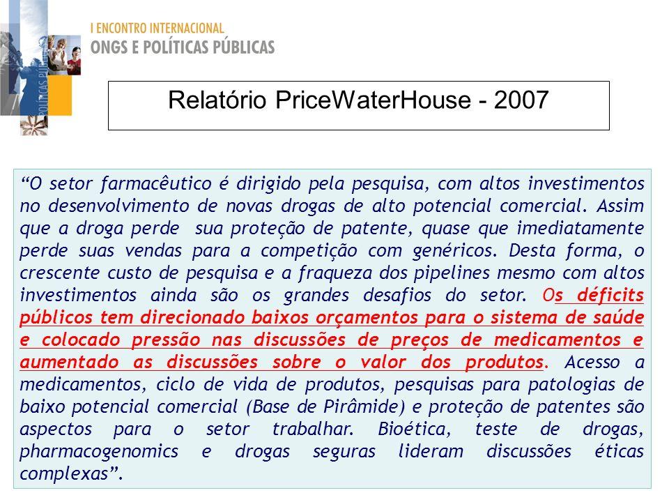 Sustainability – 2007 Report
