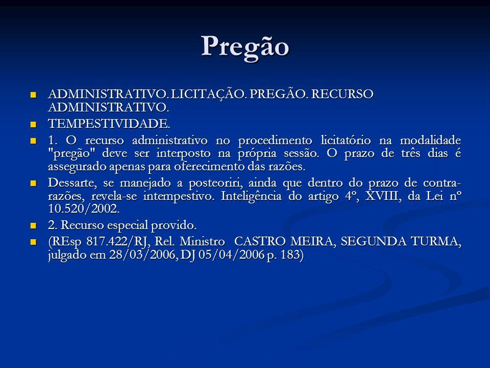 Anulação e Revogação Lei 8666/93 - Art.49.