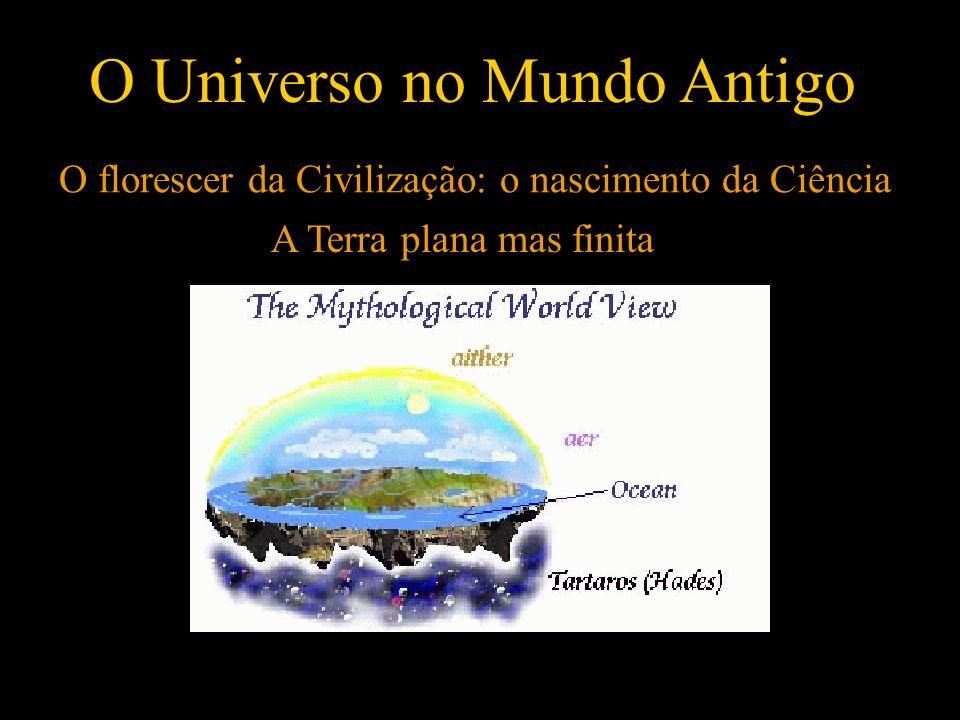 O Universo, Deus e as esferas de cristais Aristóteles