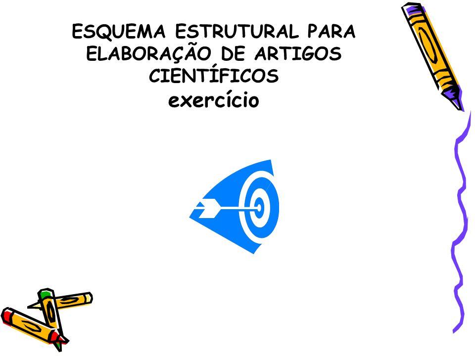 INSTRUÇÕES PARA ELABORAÇÃO Dos ARTIGOS CIENTÍFICOS para RCH site: www.fipen.edu.br
