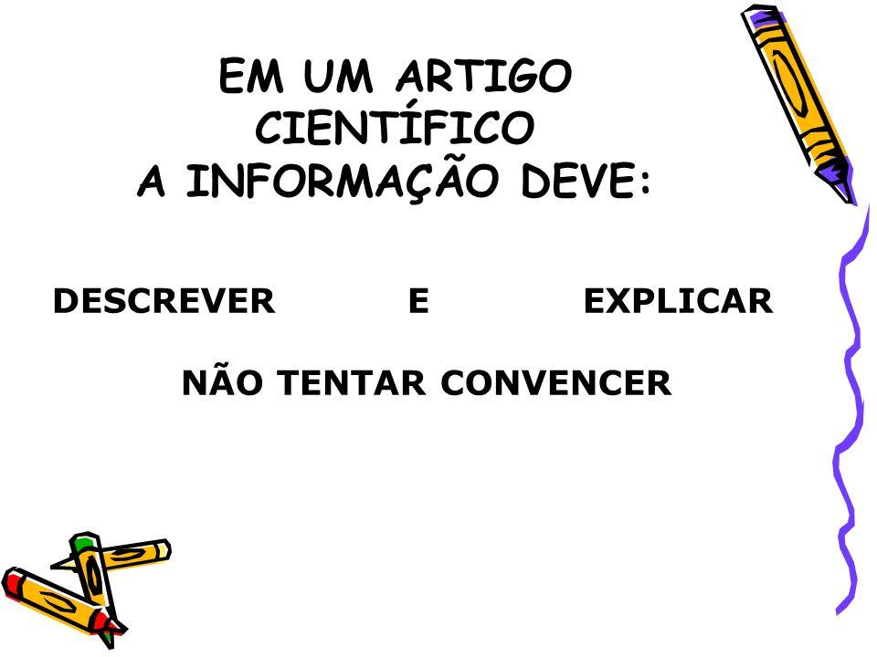 ESTRUTURA DA REVISTA CIENTÍFICA HERMES 1.TÍTULO 2.NOME DOS AUTORES 3.NOME E ENDEREÇO DA FIPEN