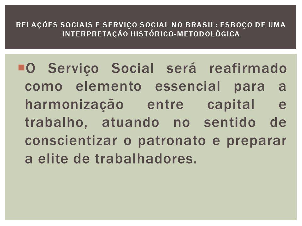 A instituição (SESI) não possui cunho beneficente (não se destina a indigentes).