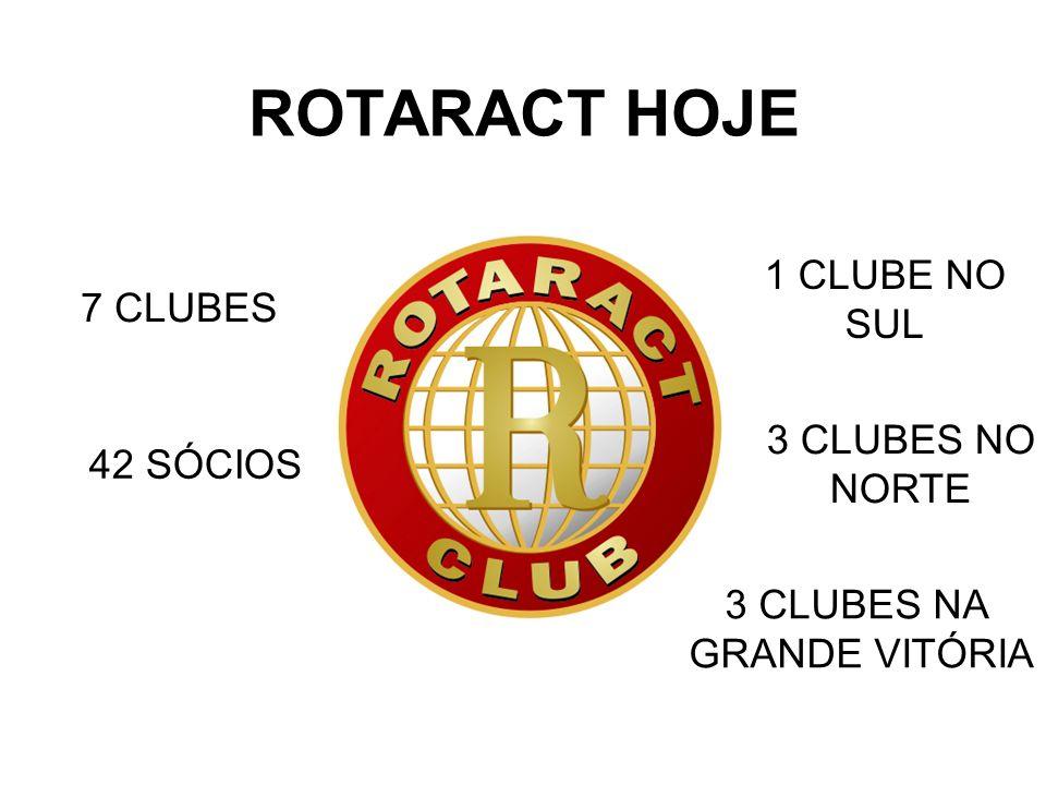 O próximo treinamento de rotaractianos será em conjunto com o PETS dia 04/06/2011 na UVV a partir das 8h; Estimulem os jovens a realizarem trabalhos voluntários; O rotaractiano de hoje pode ser o rotariano de amanhã.