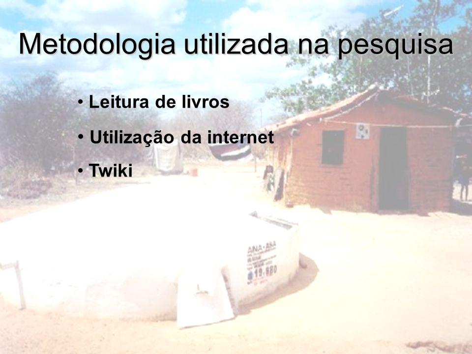 Captação de água de chuva Captação de água de chuva em áreas urbanas e rurais Importância Captação de água de chuva na região paraibana Trabalho desenvolvido por ONGs com relação a captação de águas de chuva no semi-árido brasileiro ABCMAC ASA IRPAA