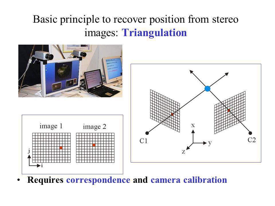 Correpondência por semelhança Sum of Square Differences – SSD ou Correlação