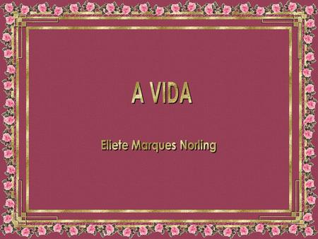 Eliete Marques Norling