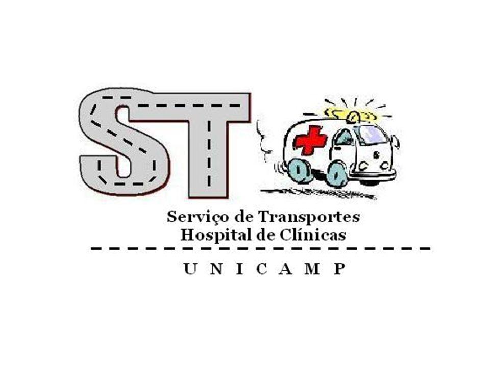 INTRODUÇÃO O objetivo do projeto é redesenhar o transporte do paciente internado nas enfermarias do HC para realização de procedimentos no complexo HC-UNICAMP.