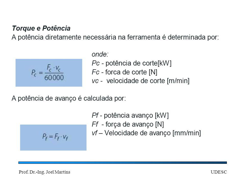 Prof. Dr.-Ing. Joel MartinsUDESC