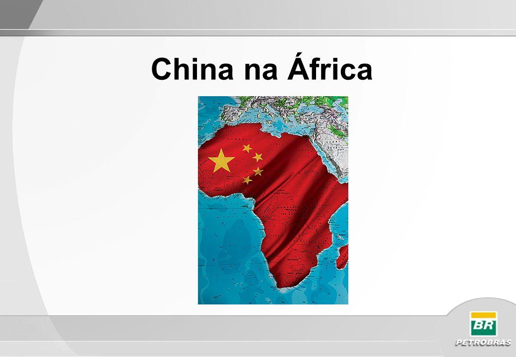 Fonte: Ipea 2010 A historia da África no século XX, e, em grande parte, a historia da luta pelo controle de seus recursos naturais, o caso das relações sino-africanas no século XXI não e diferente A China diferencia-se do Ocidente em sua abordagem africana por oferecer um pacote completo aos países que aporta.
