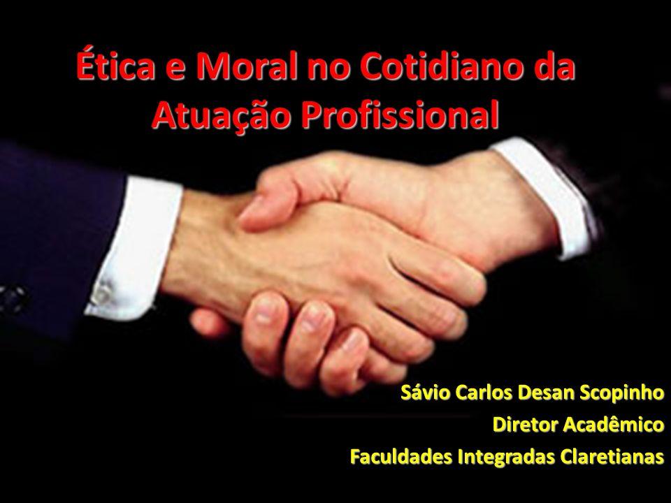 Introdução 1.Programa e meta: formação profissional e critérios éticos.