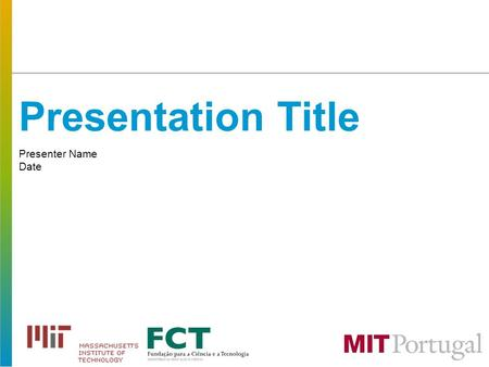 Presenter Name Date Presentation Title. HEADER Bullet Point.