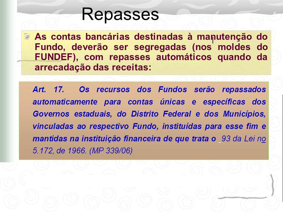 ESCRITURAÇÃO CONTÁBIL DA RECEITA Portaria STN n° 48, de 31/01/2007, atualiza o Manual da Receita aprovado pela Portaria STN n° 340, de 26/04/2006.