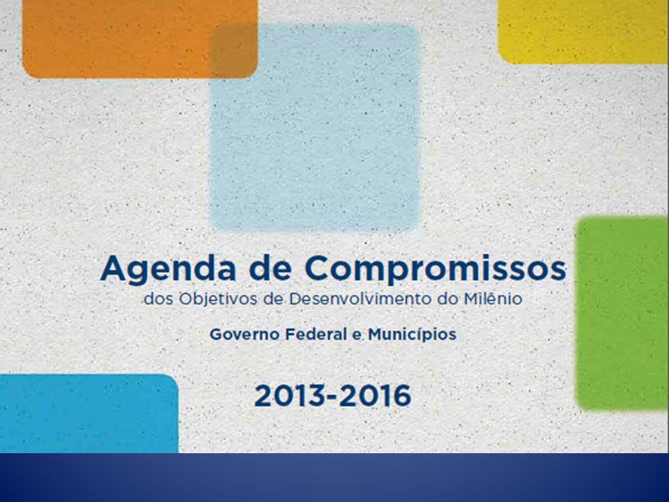 PORTAL ODM www.portalodm.org.br Apresenta situação dos municípios brasileiros sobre os ODM.