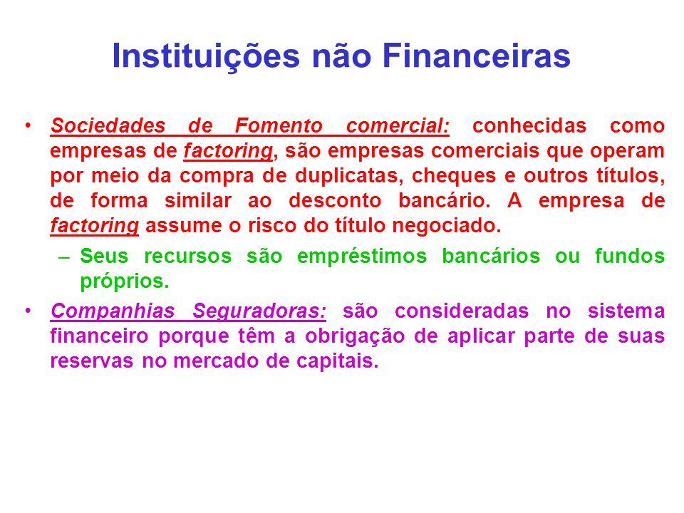 1.4 -Títulos Públicos negociados no Mercado Financeiro São títulos federais, estaduais e municipais.